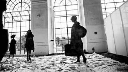 Der Raum der Verfemten aus der NS-Zeit